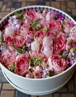 Pink Heaven | Pink roses flowers