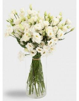 Bouquet of eustoma (15 pieces) | Flowers to girlfriend flowers