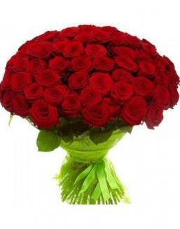 77 high elite red roses | Flowers to girlfriend flowers