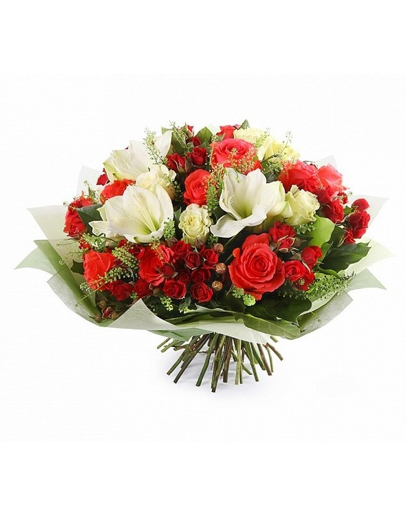Букеты, заказ цветов с доставкой на дом миасс